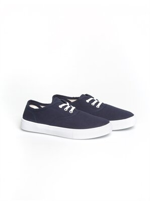 Navy Shoes -7Y3746Z8-18W
