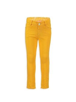Turuncu Normal Bel Dar Pantolon -7Y0102Z4-FVD