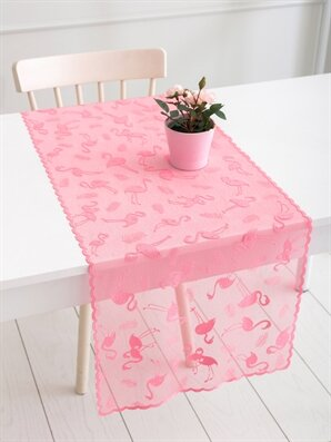Flamingo Desenli Runner - LCW HOME