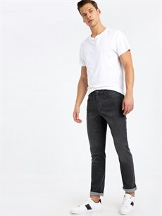 Gri 779 Regular Fit Jean Pantolon 9W3432Z8 LC Waikiki