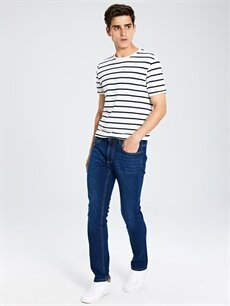 İndigo 779 Regular Fit Jean Pantolon 0S4123Z8 LC Waikiki
